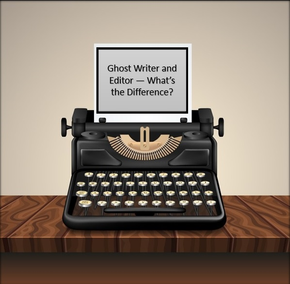 Ghost Writer and Editor