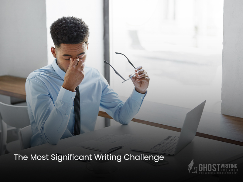 Significant Writing Challenge